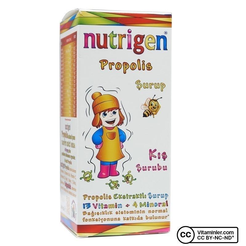 Nutrigen Propolis Şurup 200 mL