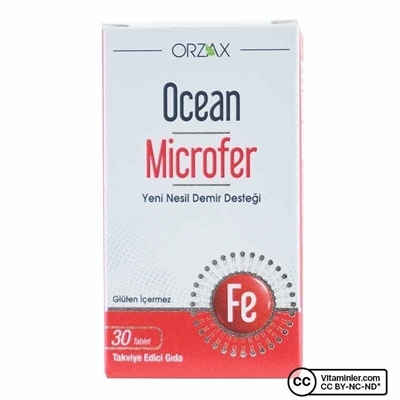 Ocean Microfer 30 Tablet