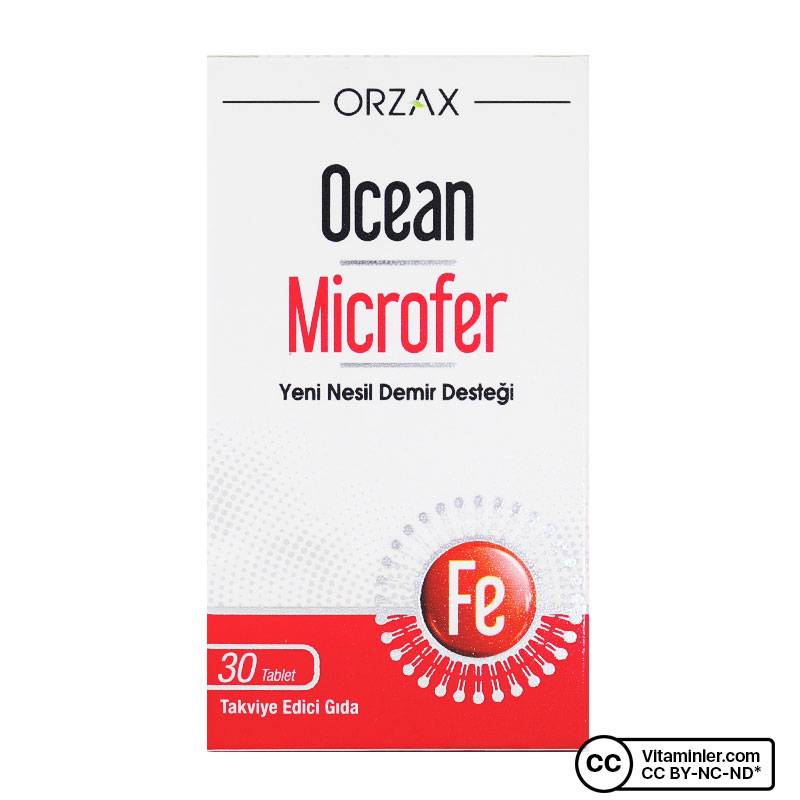 Ocean Microfer 30 Tablet