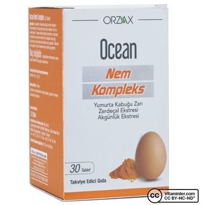 Ocean Nem Kompleks 30 Tablet