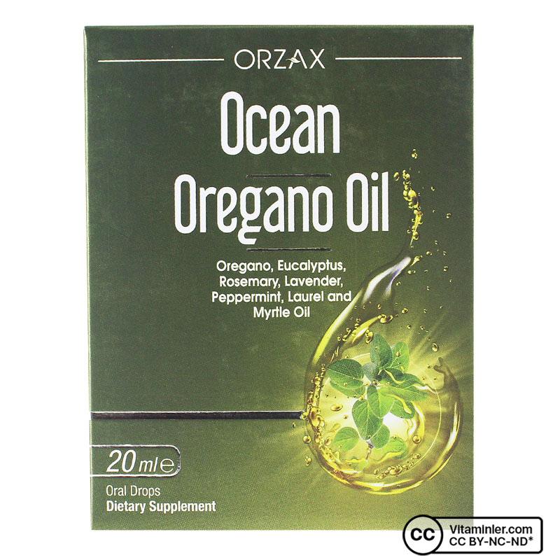 Ocean Oregano Oil Damla 20 mL
