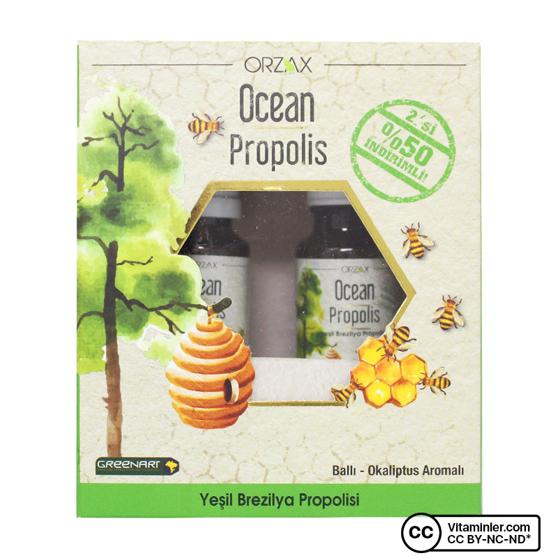 Ocean Propolis 2 x 20 mL