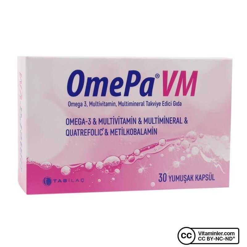 OmePa VM 30  Kapsül