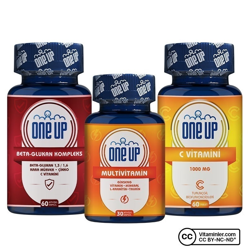 One Up Avantajlı Bağışıklık Seti