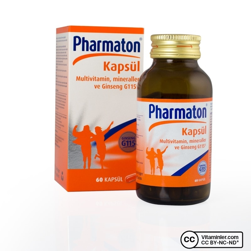 Pharmaton 60 Kapsül