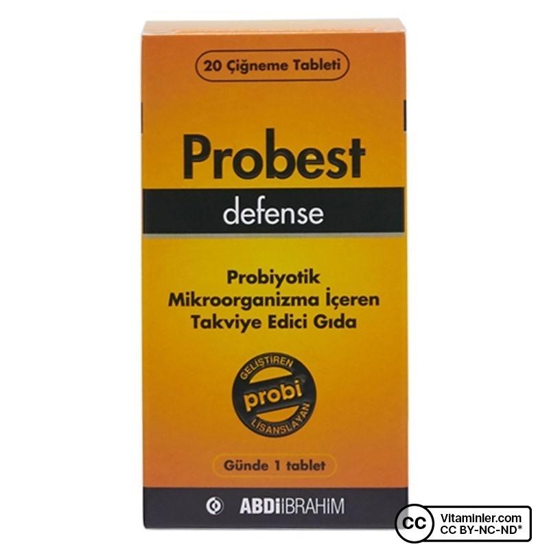 Probest Defense 20 Tablet