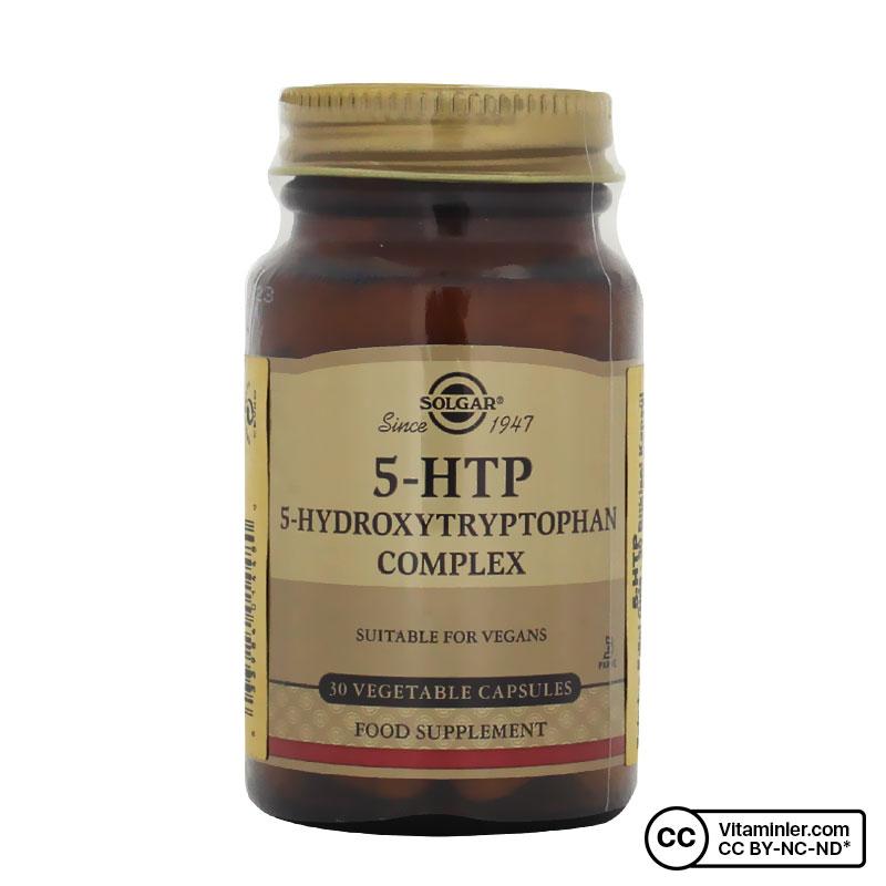 Solgar 5-HTP 30 Kapsül