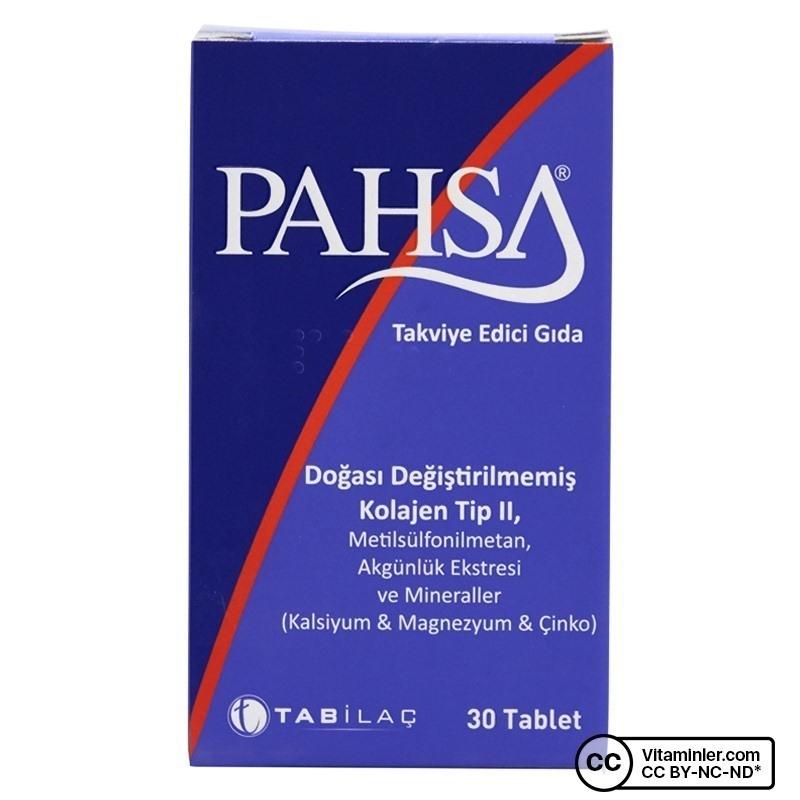 TAB Pahsa Type II Kollajen 30 Tablet