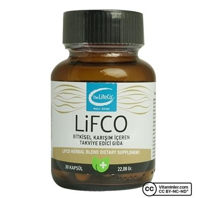 The Lifeco LifCo 30 Kapsül