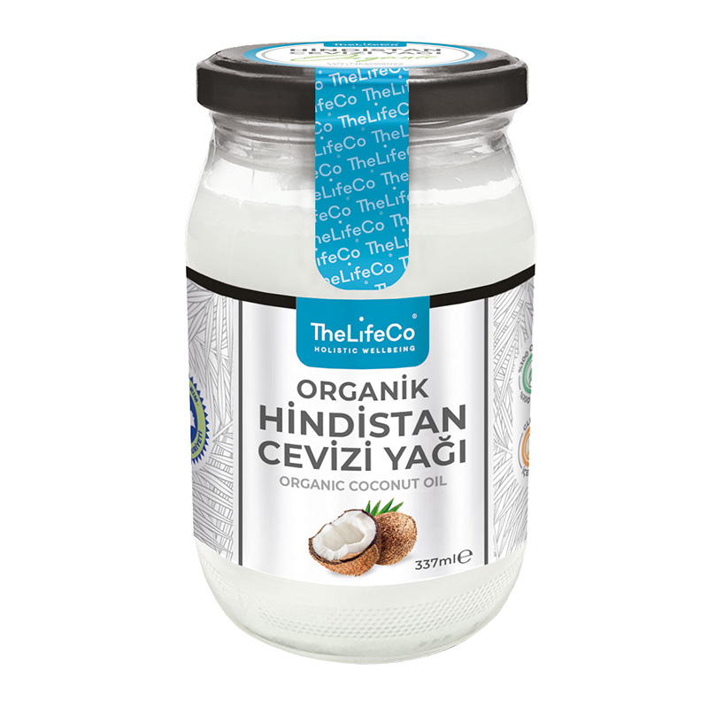 The Lifeco Organik Hindistan Cevizi Yağı 337 mL