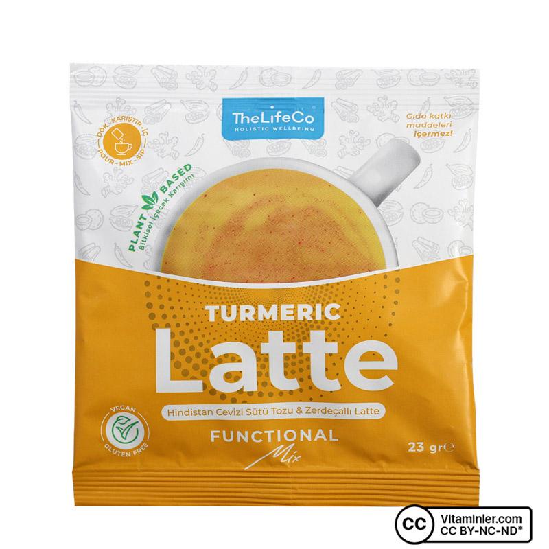 The Lifeco Turmeric Latte 23 Gr