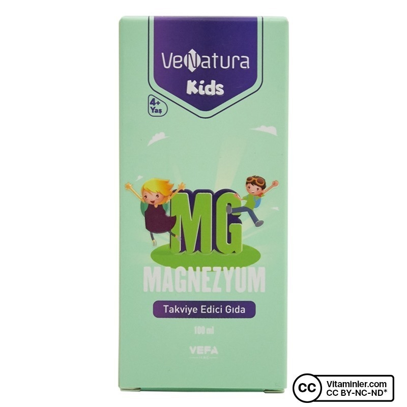 Venatura Kids Magnezyum 100 mL