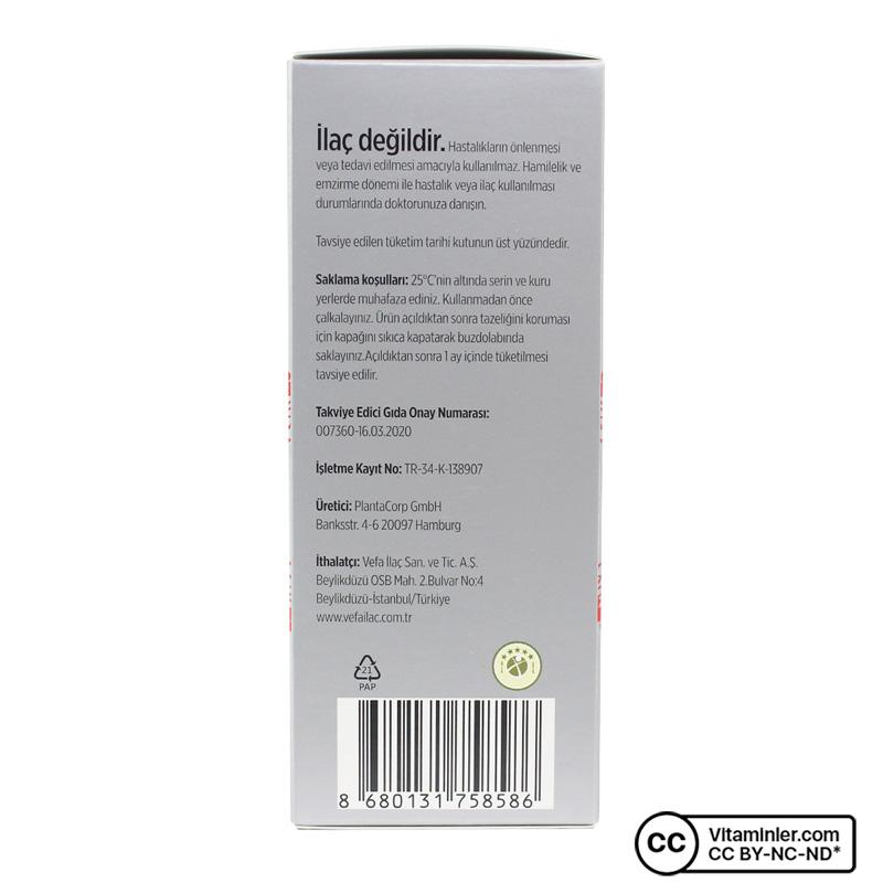 Venatura Lipozomal Demir ve C Vitamini 150 mL