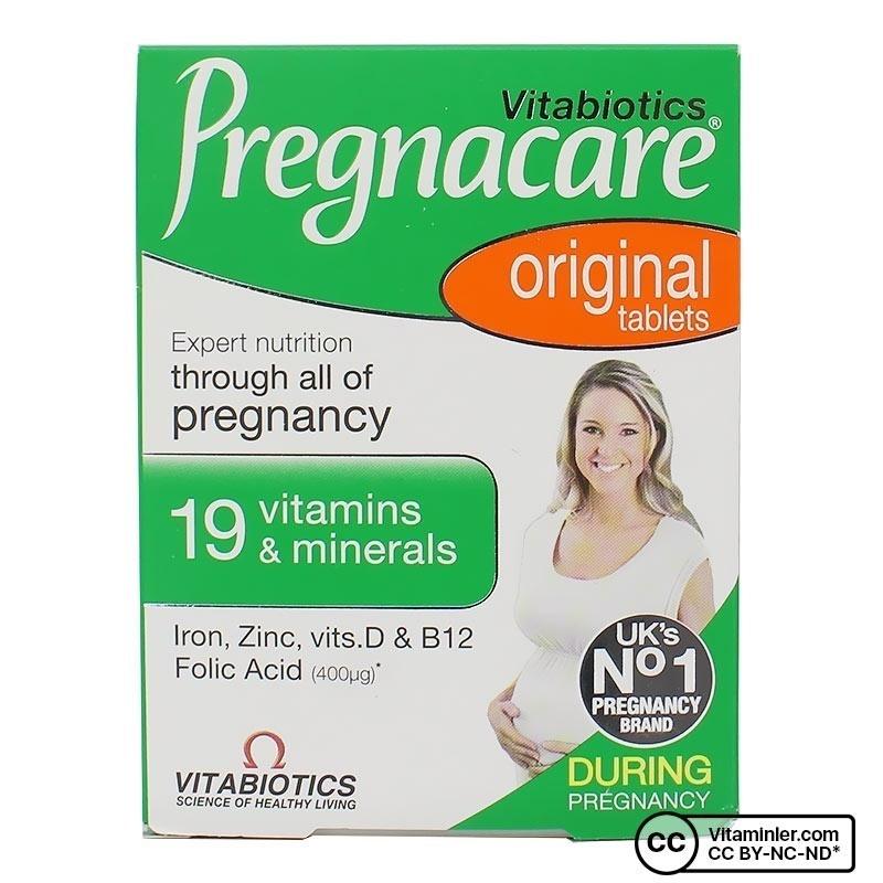 Vitabiotics Pregnacare Original 30 Tablet
