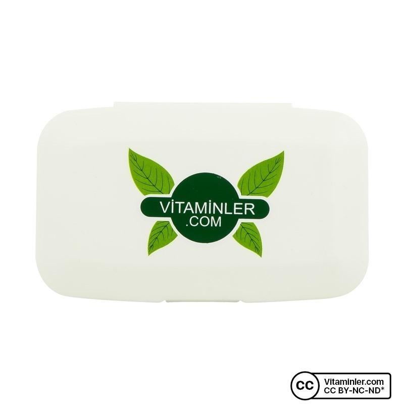 Vitaminler.Com Pillbox