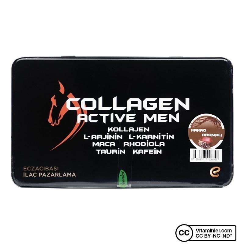 Voonka Collagen Active Men 30 Saşe