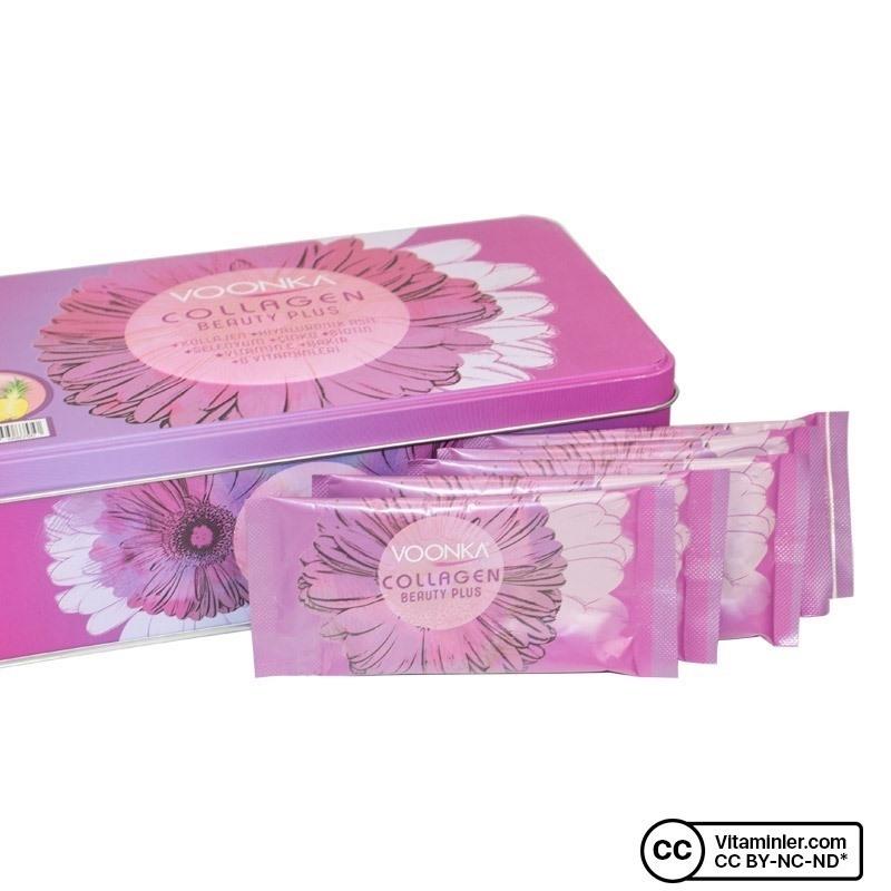 Voonka Collagen Beauty Plus 30 Saşe