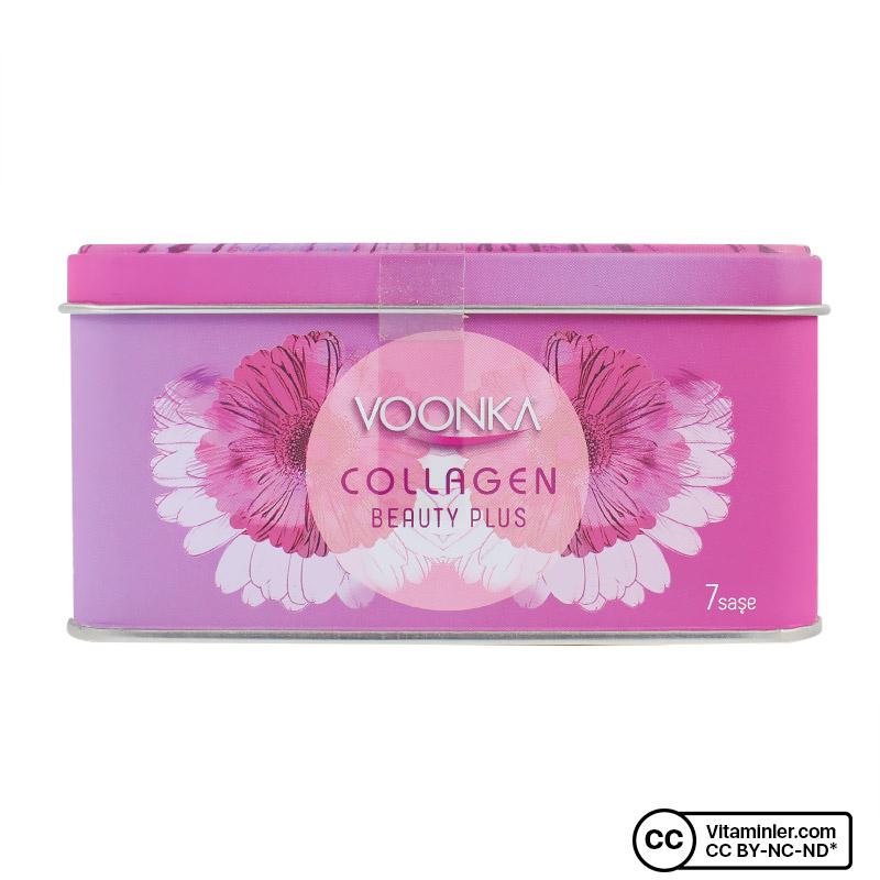 Voonka Collagen Beauty Plus 7 Saşe