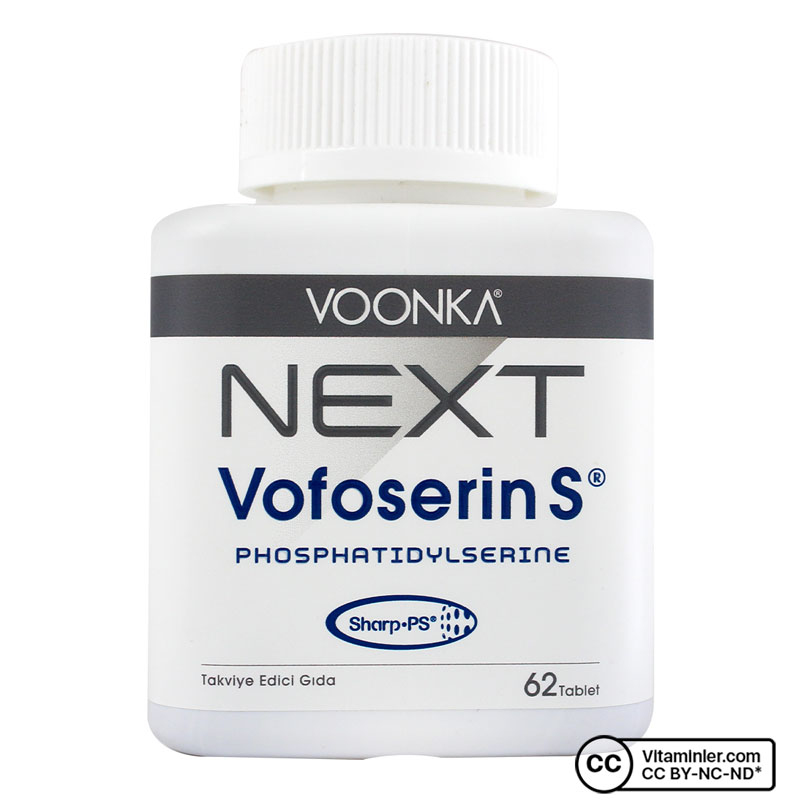 Voonka Next Vofoserin S 62 Kapsül