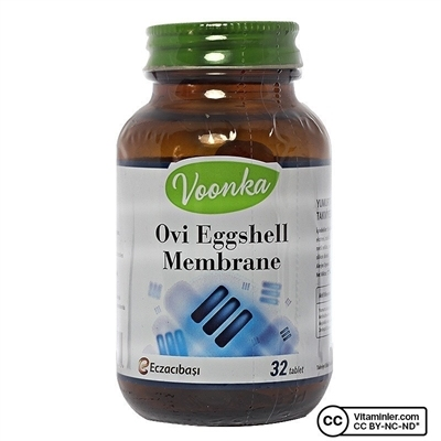 Voonka Ovi Eggshell Membrane 32 Tablet