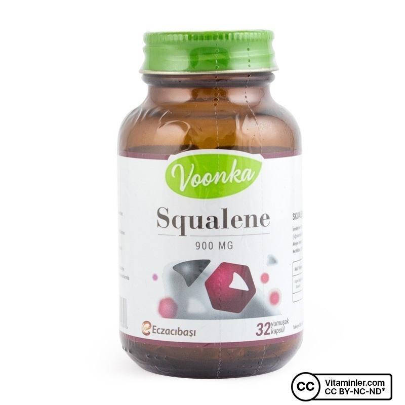 Voonka Squalene 900 Mg 32 Kapsül