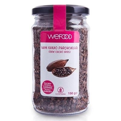 Wefood Ham Kakao Parçacıkları 150 Gr