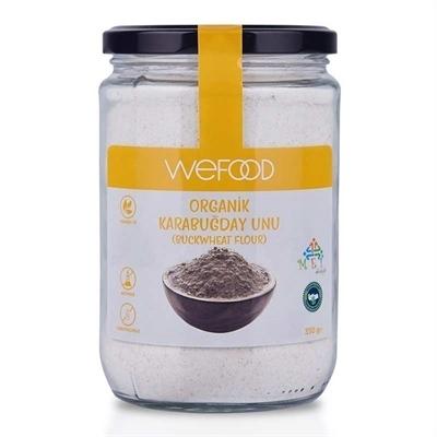 Wefood Organik Karabuğday Unu 350 Gr