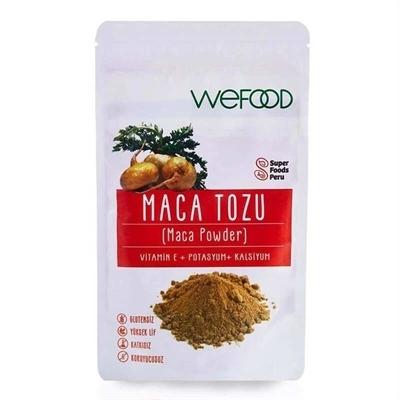 Wefood Organik Maca Tozu 100 Gr