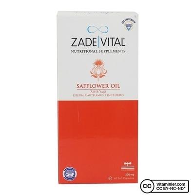 Zade Vital Aspir Yağı 600 Mg Kapsül