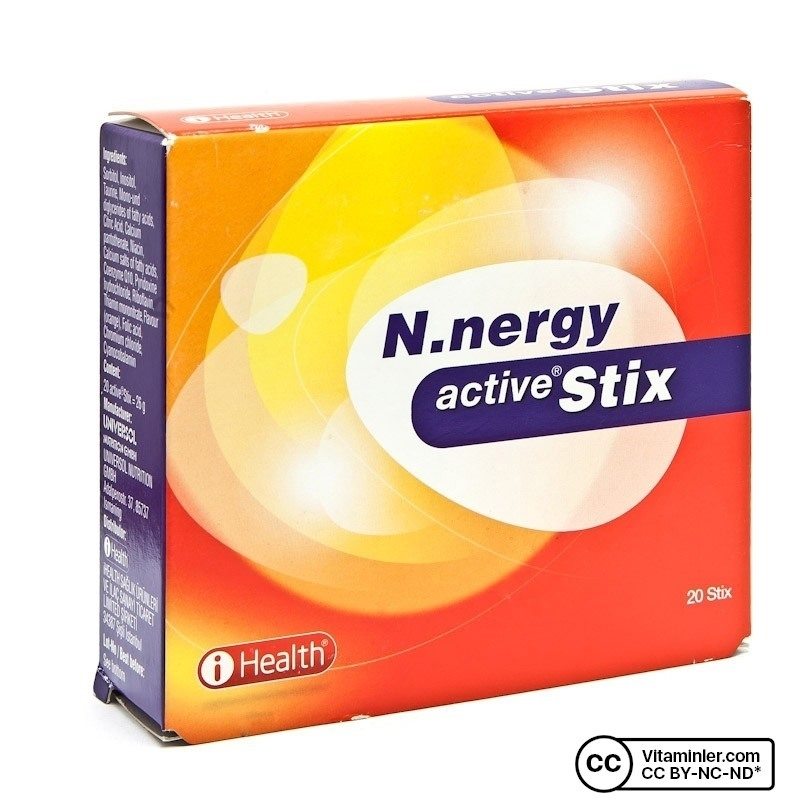 Activestix N.nergy 20 Saşe