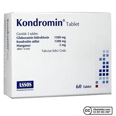 Akatis Kondromin 60 Tablet