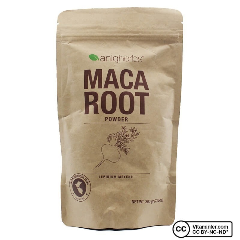 Aniqnaturals Aniqherbs Maca Root Powder 200 Gr