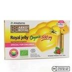 Arkopharma Royal Jelly Organik Arı Sütü 500 Mg 10 Ampül Çocuklara Özel