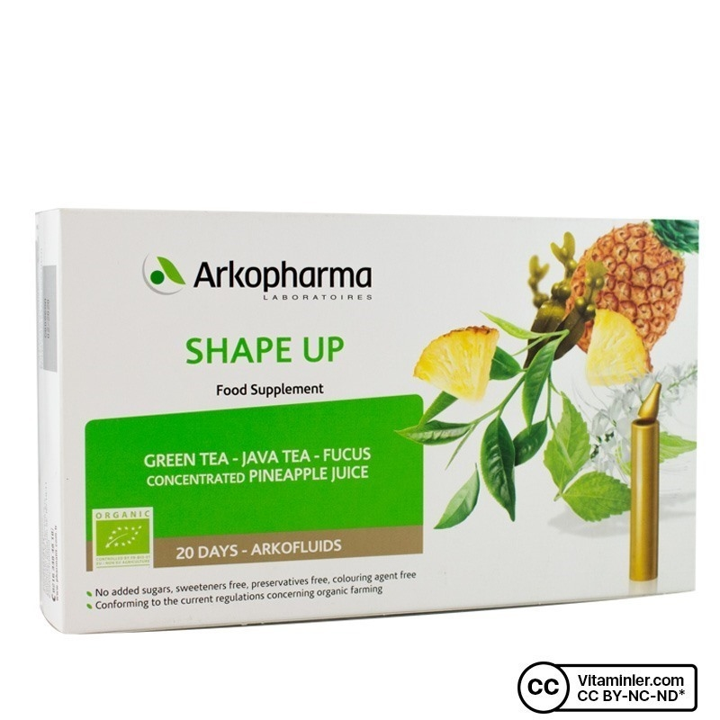 Arkopharma Shape Up 20 Ampül