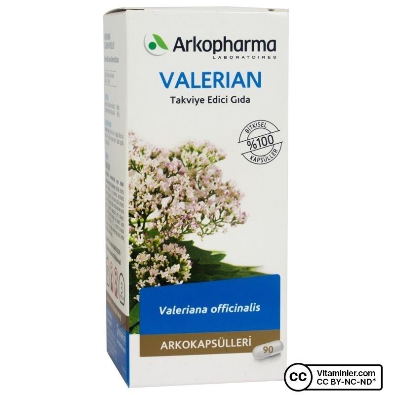 Arkopharma Valerian 446 mg 90 Kapsül