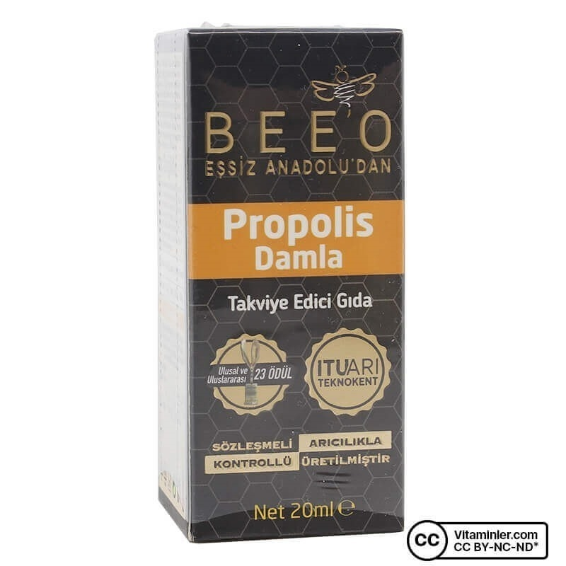 Bee'o Propolis Damla 20 ML