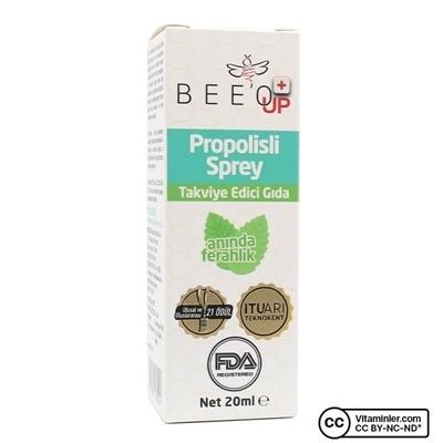 Bee'o UP Propolisli Sprey 20 ML