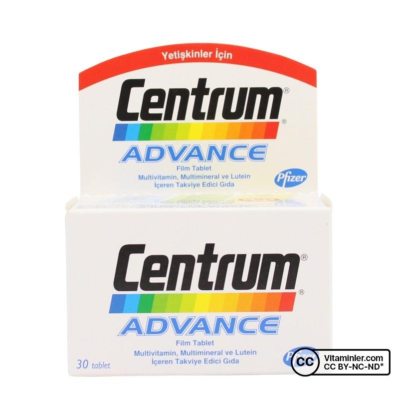 Centrum Advance Multivitamin 30 Tablet