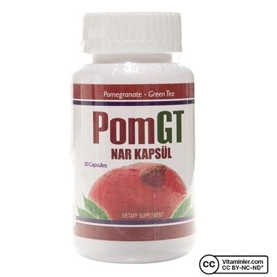 Com PomGT Nar 30 Kapsül