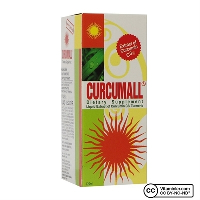 Curcumall Likit Kurkumin 125 mL