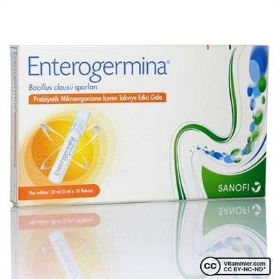 Enterogermina Yetişkinler İçin 5 Ml x 10 Flakon