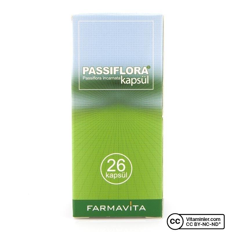 Farmavita Passiflora 26 Kapsül