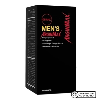 GNC Men's Arginmax 90 Tablet