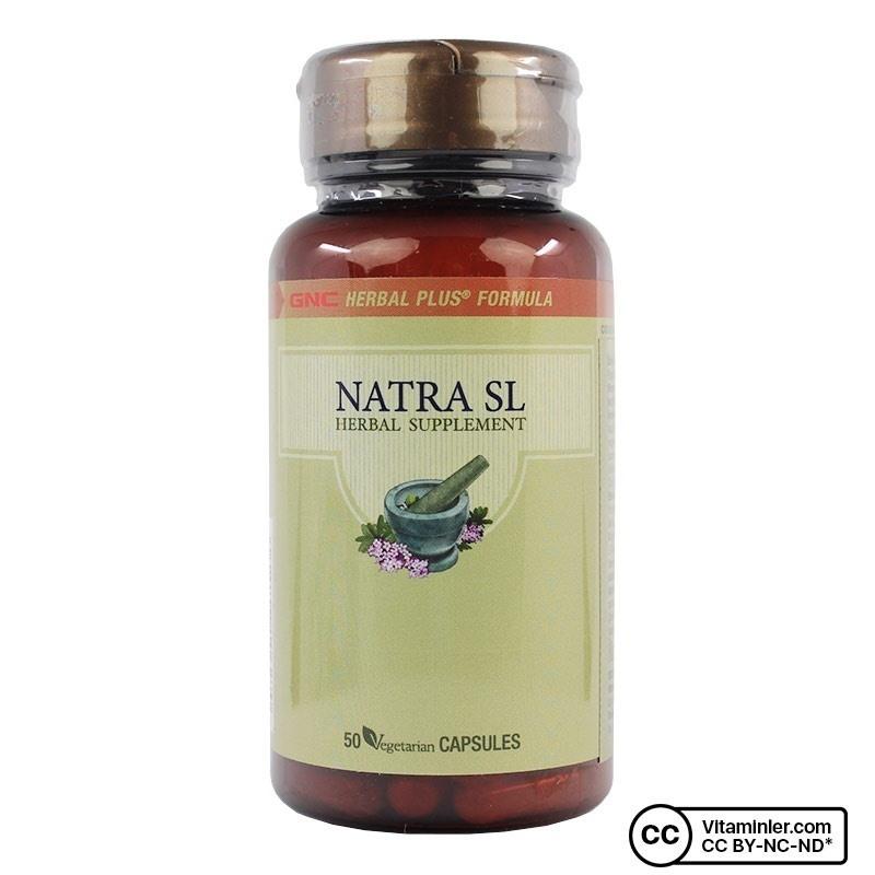 GNC Natra SL 50 Kapsül