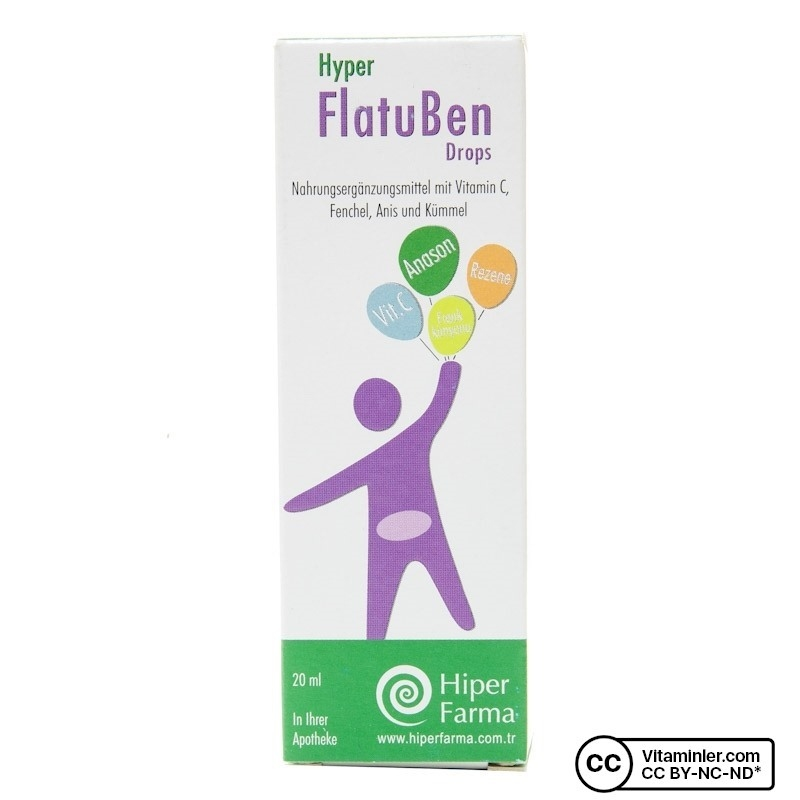 Hyper FlatuBen Damla 20 ml