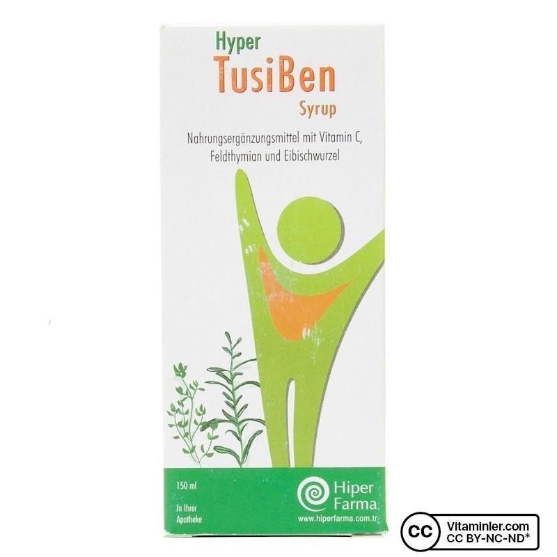 Hyper TusiBen 150 ml