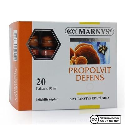 Marnys Propolvit Defens 20 Flakon