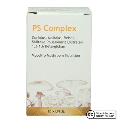 MycoPro PS Complex 60 Kapsül