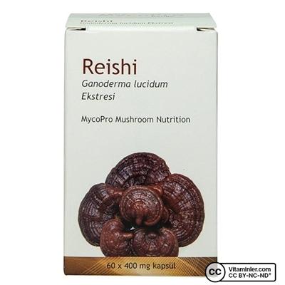 MycoPro Reishi 400 mg 60 Kapsül