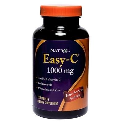 Natrol Easy-C 1000 mg 135 Tablet